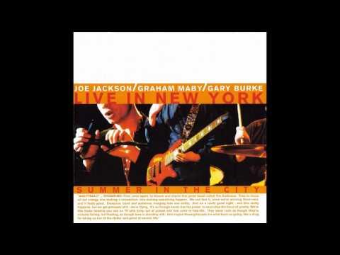 Joe Jackson - Summer In The City