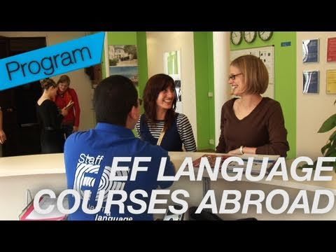 EF Language Courses Abroad (ages 16-18, 18-24)