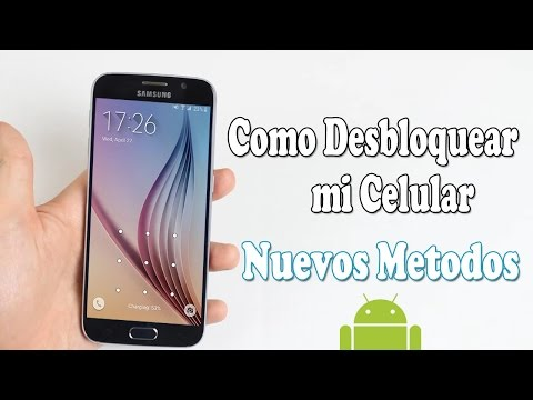 Como Desbloquear Mi Celular o Tablet Android   Muy Facil   Nuevo Metodo   iLeorju