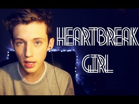 Heartbreak Girl - 5 Seconds Of Summer (cover) - Troye Sivan video