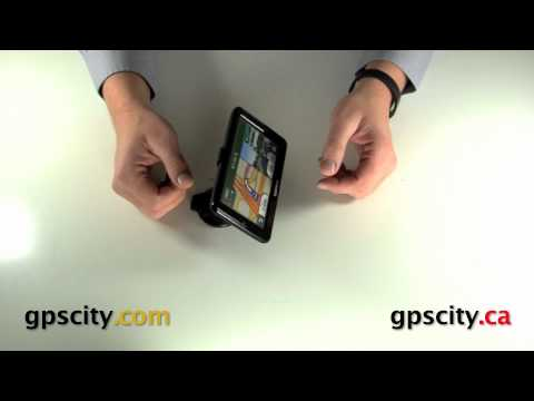 Unboxing the Garmin nuvi 2595 LMT Big Screen GPS with GPS city