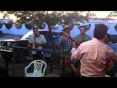 Manuel, Cristobal León, Jose Angel Carmona, Natalia Moreno, Loren - Por Bulerias en El Rocio 2