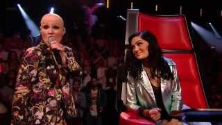 THE VOICE- TEAM JESSIE LIVE GROUP PERFORMANCE