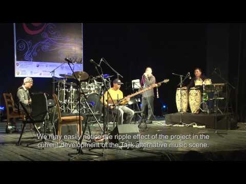 Download A new scene for emerging Tajik ians Mp4 baru