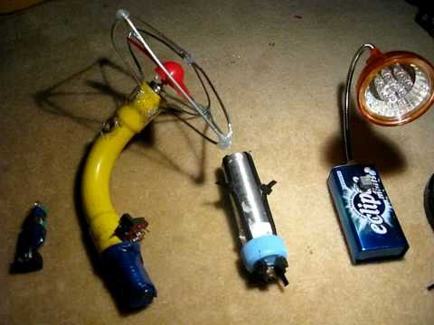 Cool Homemade Emergency Equipment/Weapons! And Cooling!!!
