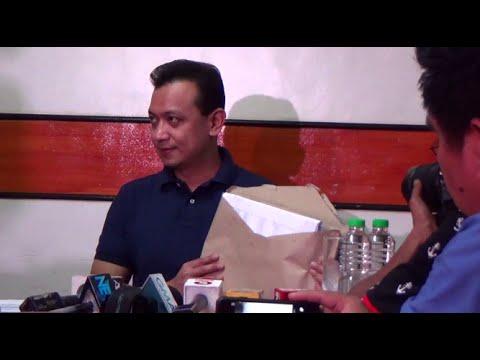 Trillanes to Duterte: File a libel case against me