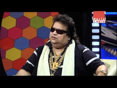 Bappi Lahiri talks about his making of the song 'Oh la la'