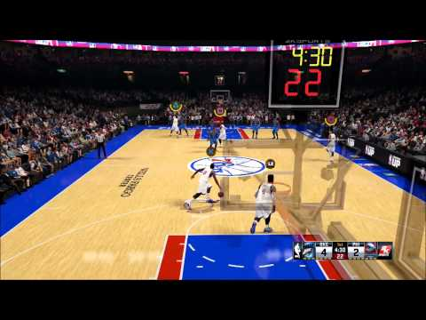 NBA 2K15 Miami Heat Money Play 63 Fist Tips/Tutorials