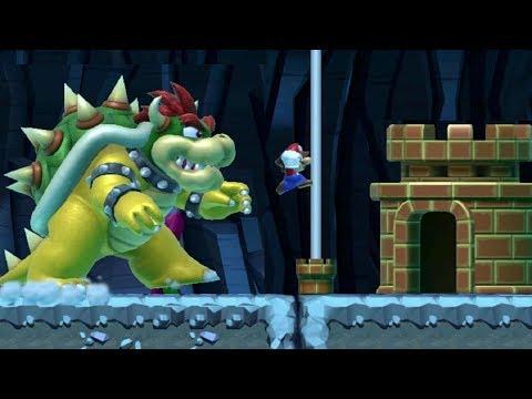 Super Mario Maker - Super Expert 100 Mario Challenge #105