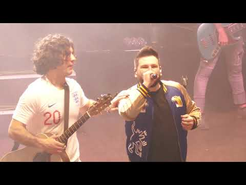 "Download Lagu  Dan + Shay ""Tequila"" Live @ Shepherds Bush Empire 24-01-2019 Mp3 Free"