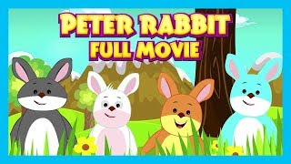 PETER RABBIT FULL ANIMATED MOVIE FOR KIDS - KIDS ANIMATION    STORYTELLING - TIA AND TOFU