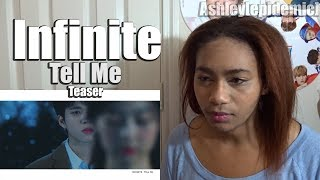 Infinite Tell Me Teaser Reaction