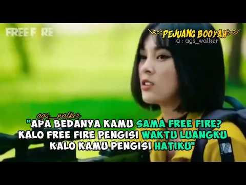 Story WA Quotes Free Fire Keren