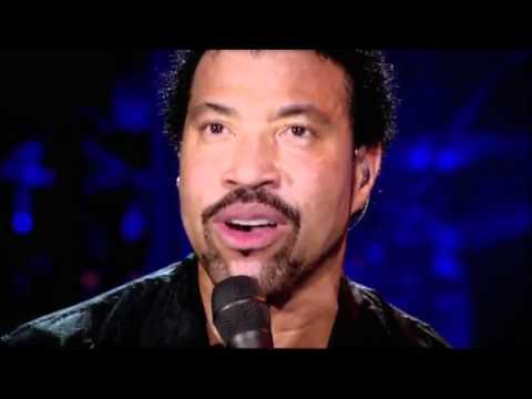 Lionel   Richie - Hello     Official   Live   Video