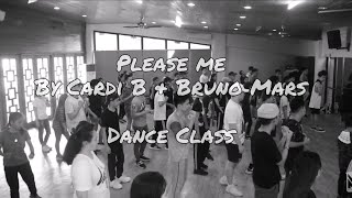 Please Me By Carbi B & Bruno Mars Dance Class | Mastermind