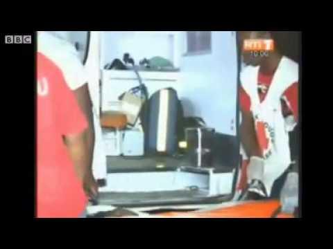 BBC News   Ivory Coast new year stampede kill dozens in Abidjan