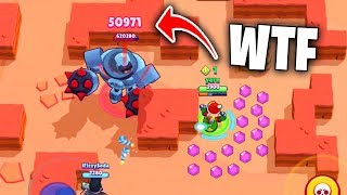 Impossible Win ! Brawl Stars Funny Moments & Fails & Gitches #4