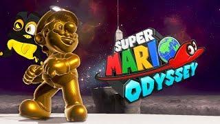 LONG JOURNEY'S END... | Super Mario Odyssey | Darker Side