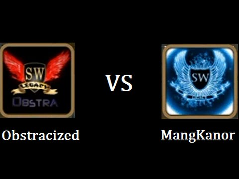 [sw] Obstracized Vs Mangkanor video