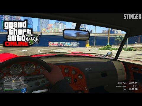 GTA 5 PS4 - All Sports Classics Cars Interior Showcase! (GTA V First Person)