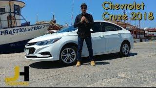 Chevrolet Cruze 2018 Prueba a fondo! Es una NALGA!