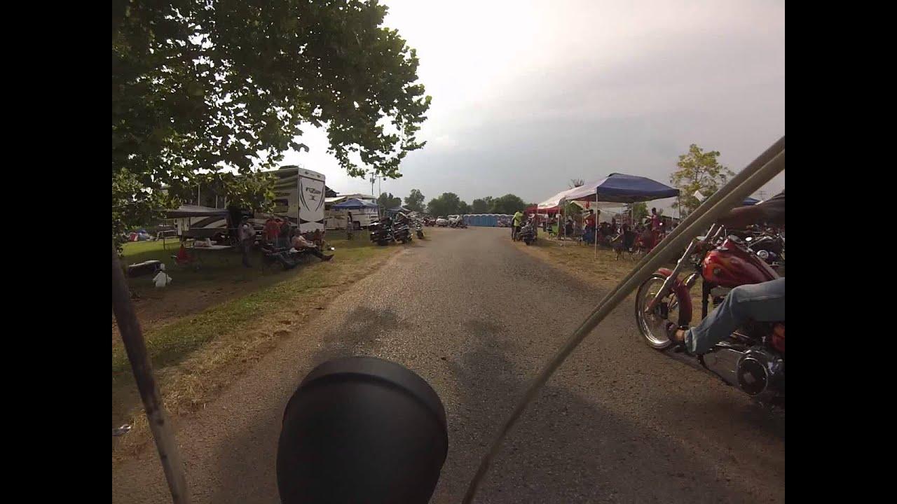 Little sturgis kentucky bike rally 2013 youtube