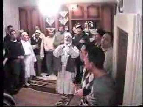 Kadiri Tarikatın Muhammediyye Kolu Makedonya Allah Zikiri 3