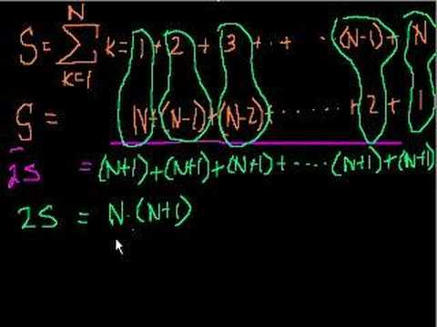 Sequences and Series (part 1)
