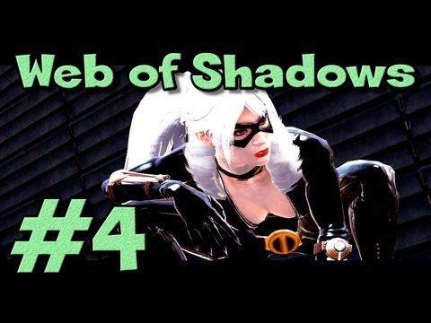 Прохождение Spider-man Web of Shadow эпизод 4