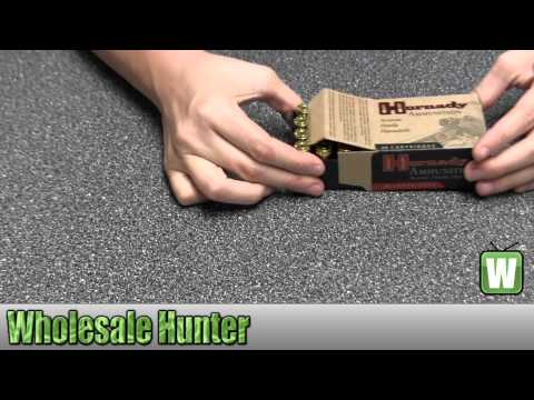 Hornady 45 Automatic Colt Pistol 230Gr XTP 9096 Ammunition Shooting Gaming Hunting Unboxing