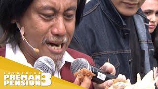 Kesedihan Kang Mus mengingat perjuangan Kang Bahar [Launching PP3] [14 Des 2015]