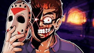 A WHOLE DIFFERENT SIDE OF ME!! - Friday The 13th Game Gameplay