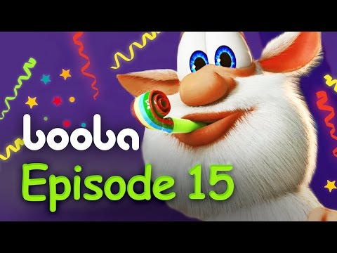 Booba - Party Episode 15 Funny cartoons for kids буба 2017 KEDOO Animations 4 kids thumbnail