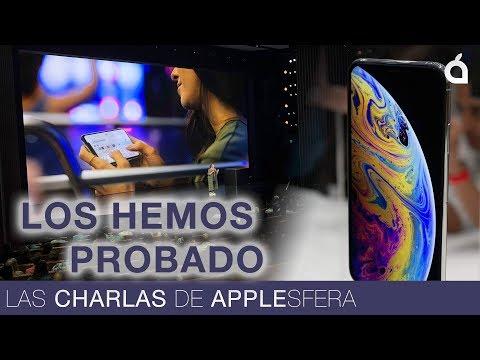 Primeras Impresiones: NUEVOS iPhone XR, XS, XS Max y Apple Watch Series 4