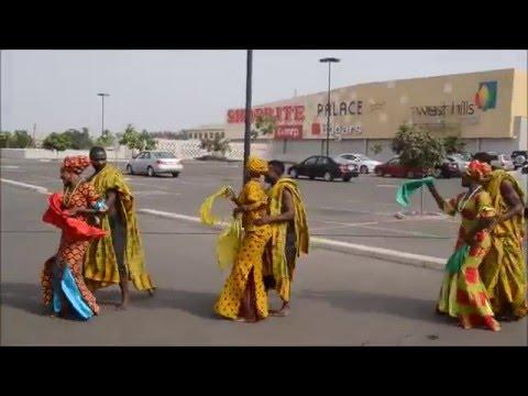 Ghana Dance Company @ National Chocolate Day 2016