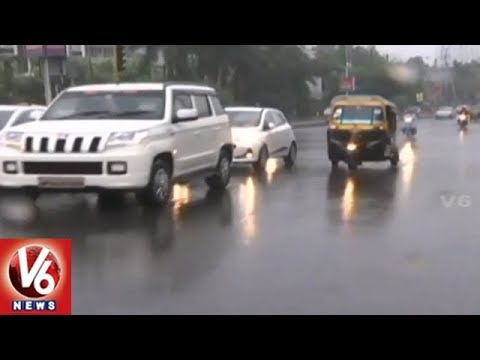 Madhya Pradesh Floods : Heavy Rainfall Throws Normal Life Out In Bhopal And Indore | V6 News