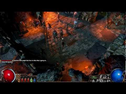 Path of Exile - Jogo Muito Bom (Free-to-play)