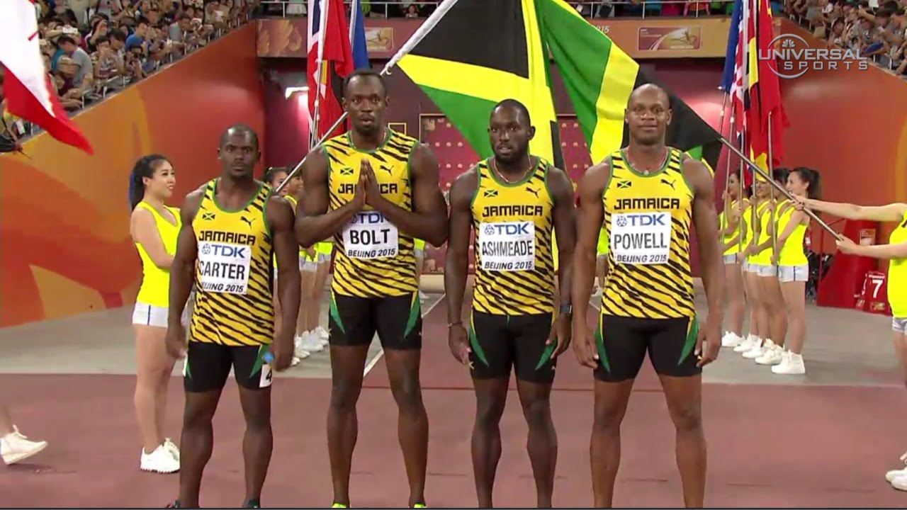 Jamaica wins, USA DQ'd again in 4 x100m relay - Universal Sports