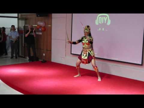 Mrs Globe 2015 - Mrs Sri Lanka Performance