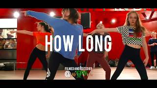 "Download Lagu Charlie Puth - ""HOW LONG"" - JR TAYLOR CHOREOGRAPHY Gratis STAFABAND"