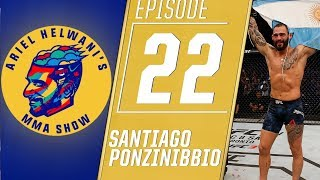Santiago Ponzinibbio wants UFC title shot after knocking out Neil Magny | Ariel Helwani's MMA Show