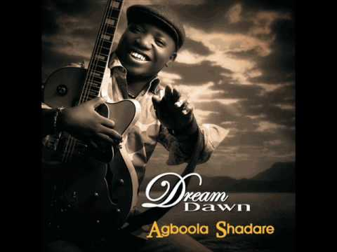 Agboola Shadare - Higher Ground