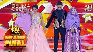 Download Lagu SELAMAT! Abi Pemenang KDI 2018 - Grand Final KDI (2/10) Gratis STAFABAND