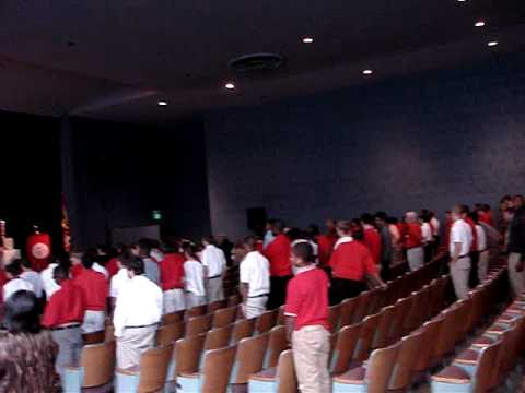The Last Cardinal Gibbons School Song - 05/25/2010