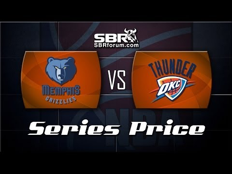 NBA Playoffs Picks - Memphis Grizzlies vs Oklahoma City Thunder Series Preview w Troy West, Loshak