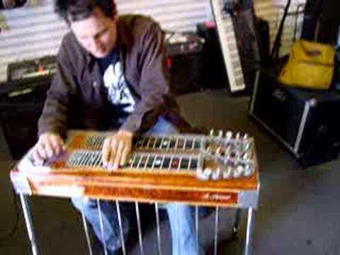 Shobud Pedal Steel Guitar