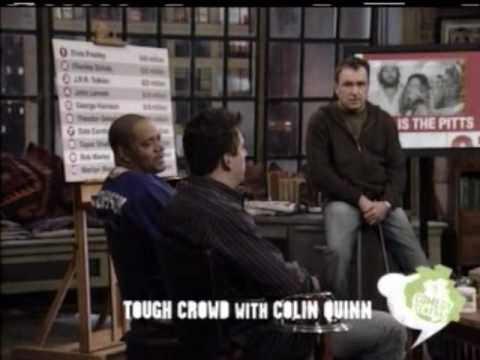 Best of Tough Crowd Colin with Quinn 1of 2