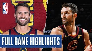 CAVALIERS at SPURS | FULL GAME HIGHLIGHTS | December 12, 2019