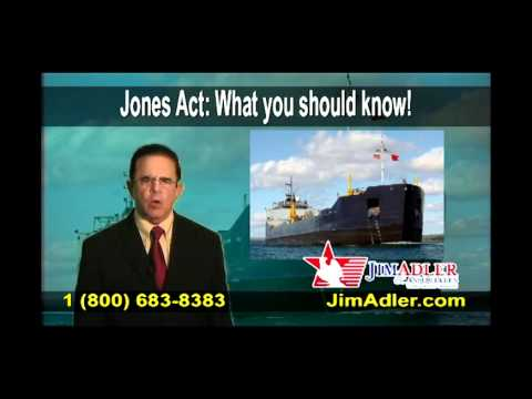 Workers comp is a trick after maritime, offshore accident injury. Learn why the Jones Act prevails