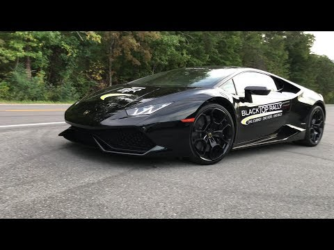 Lamborghini Huracan Rules the Dragon